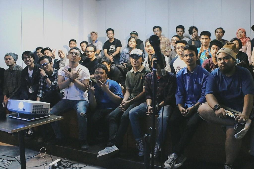 Para partisipan di Wavest #2 (Foto oleh Muhammad Ihsan Maulana/PADANGONSTAGE.COM)